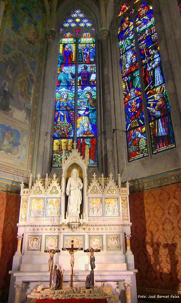 Votivkirche, Wenen