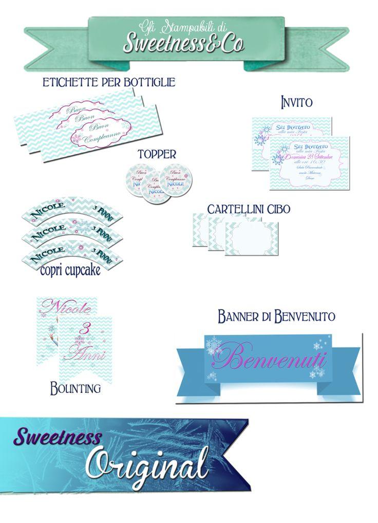 Eccezionale Oltre 25 fantastiche idee su Stampabili frozen su Pinterest  DV28