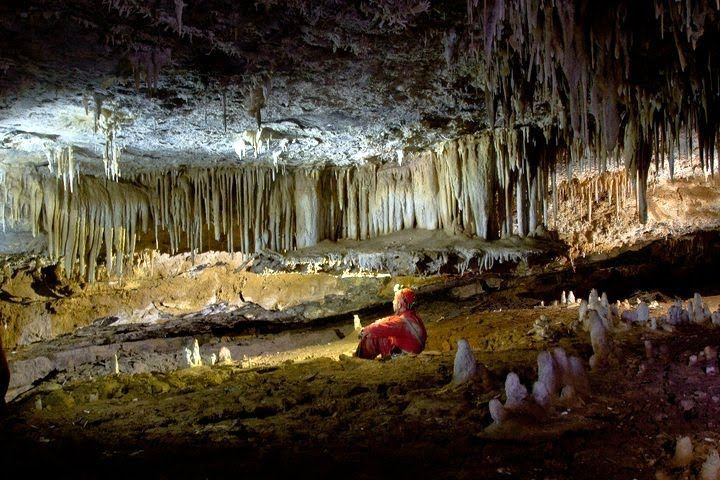 Foto Jesus Espeologia Colombia Cuevas de el Peñon Santander