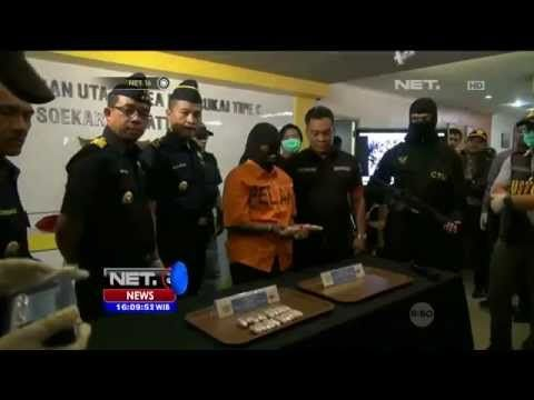 Bea dan Cukai Bandara Soetta Gagalkan Penyelundupan Narkoba Senilai Satu Miliar Rupiah - NET16 - YouTube