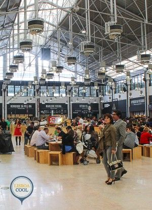 Lisboa Cool - Comer - Time Out Mercado da Ribeira