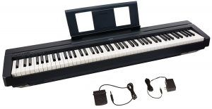 best Yamaha P45 piano for beginners
