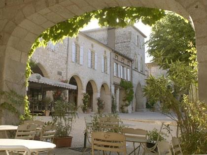 Monflanquin, Lot et Garonne, France. Beautiful