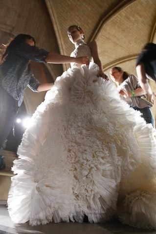 Alexander McQueen. Follow RUSHWORLD on Pinterest. New content daily, always something you'll love!