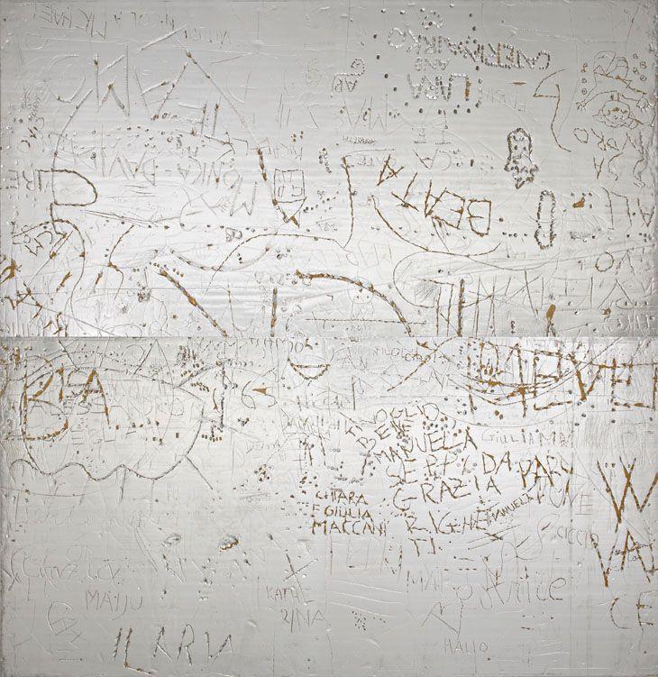 Rudolf Stingel - Untitled - Contemporary Art