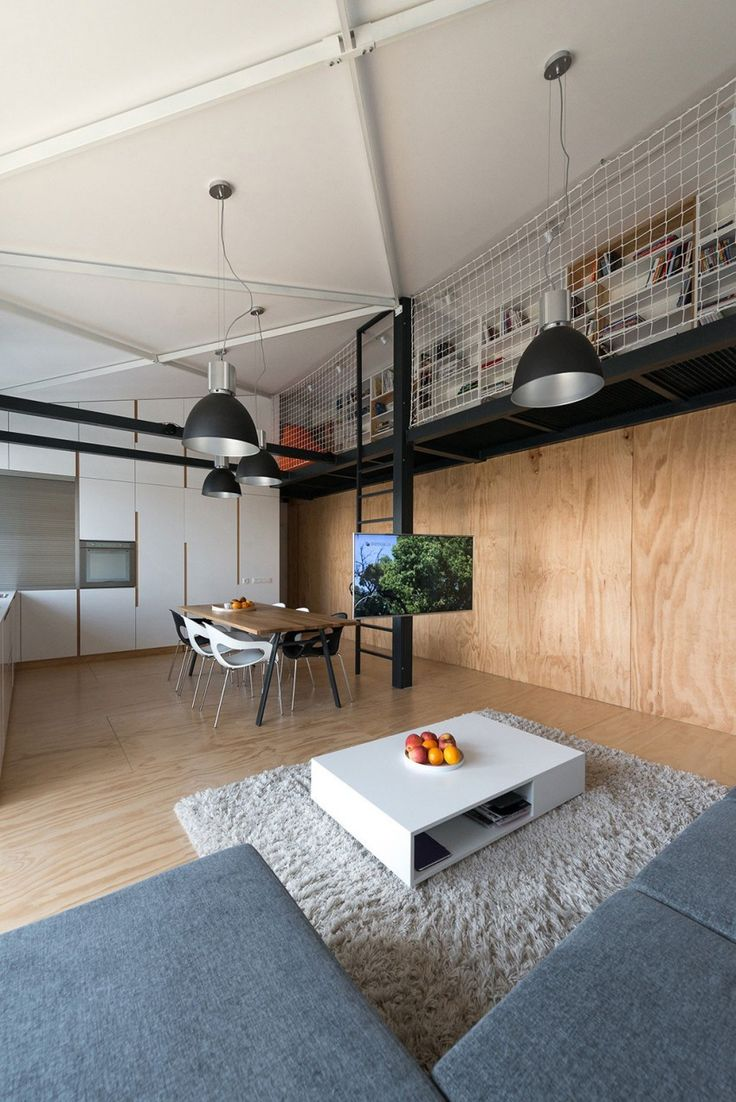8 best A1 images on Pinterest | Industrial loft apartment, Loft ...