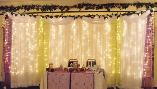 Google All Elegant Backdrops: 7 Best Images About Custom Wedding Backdrops On Pinterest