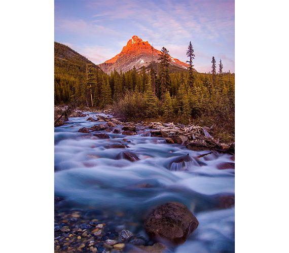 Mountain Photograph - Silverhorn Creek