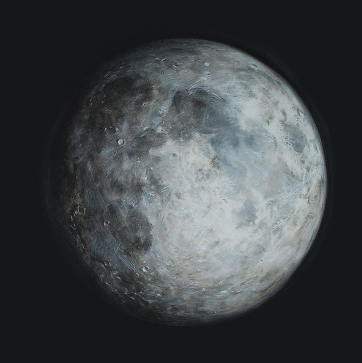 It is a graphic of Clever Drawing Of Moon