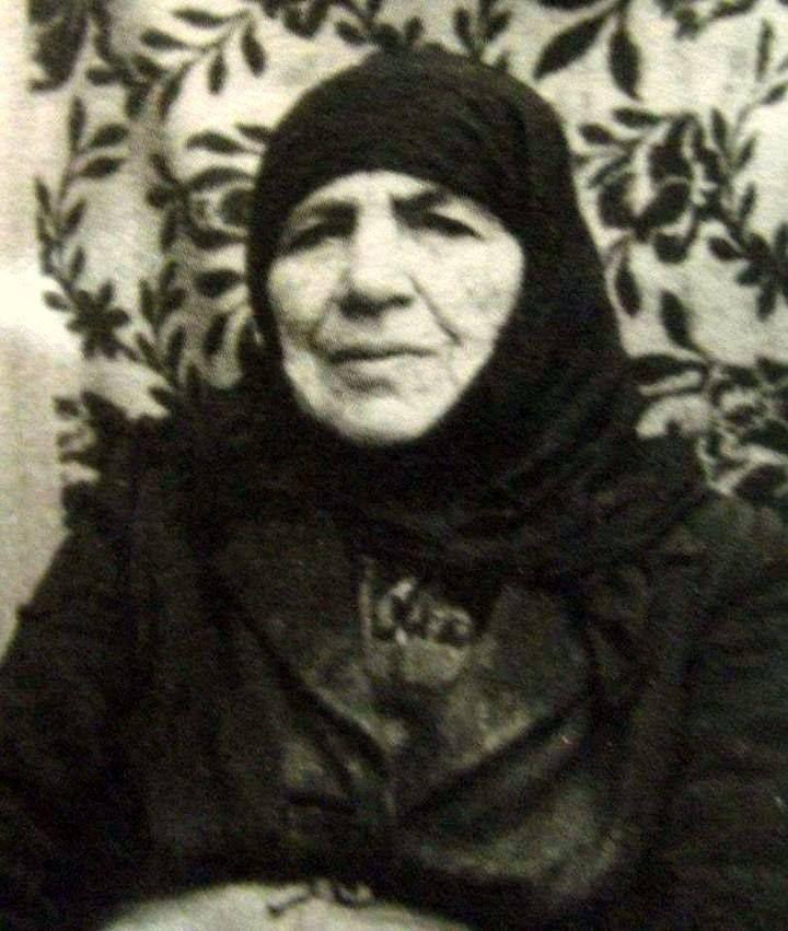 Mardin'in ilk kadın esnafı:Şero teyze, 1970
