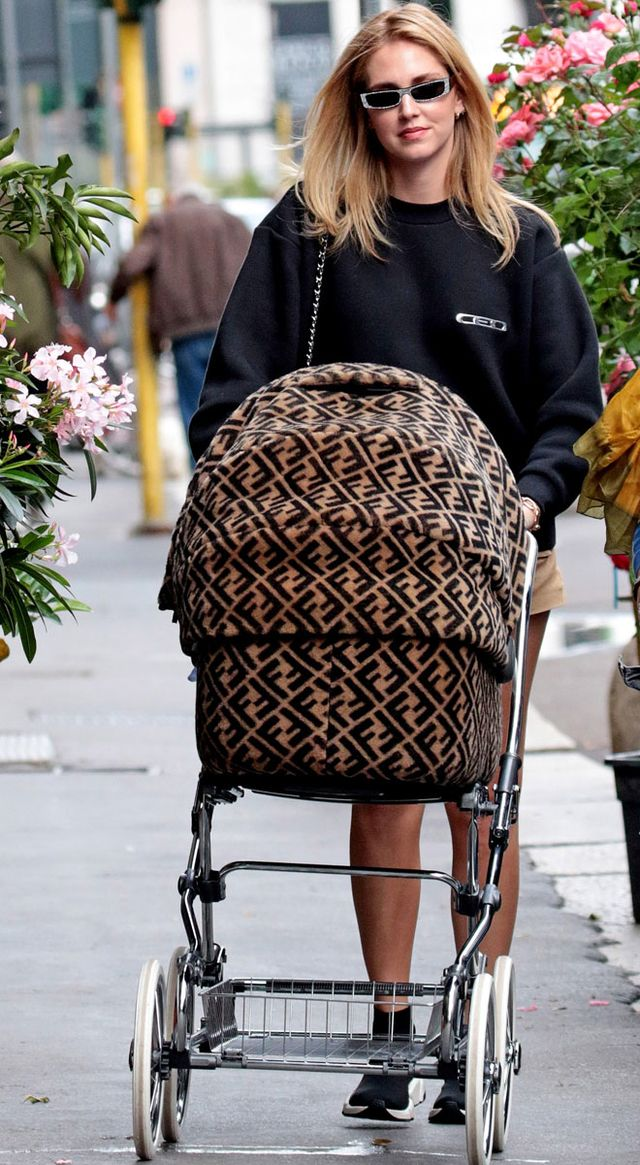 We've found the stroller of choice for star moms Baby