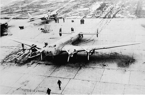 Junkers Ju 89 under the leadership of Dipl-ing Ernst-Zindel this very big and…