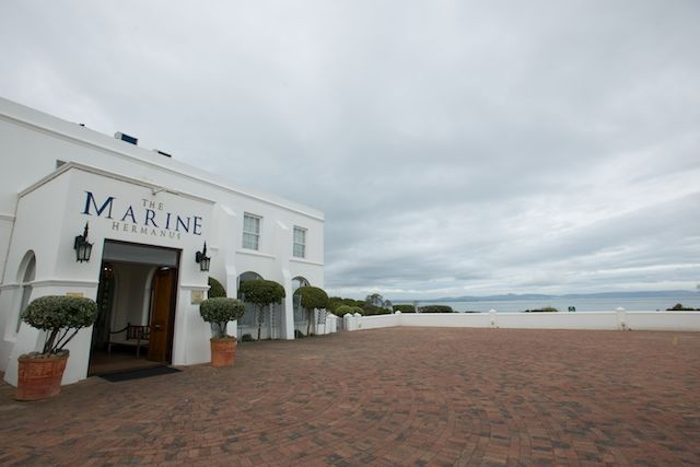 The Marine, Hermanus.