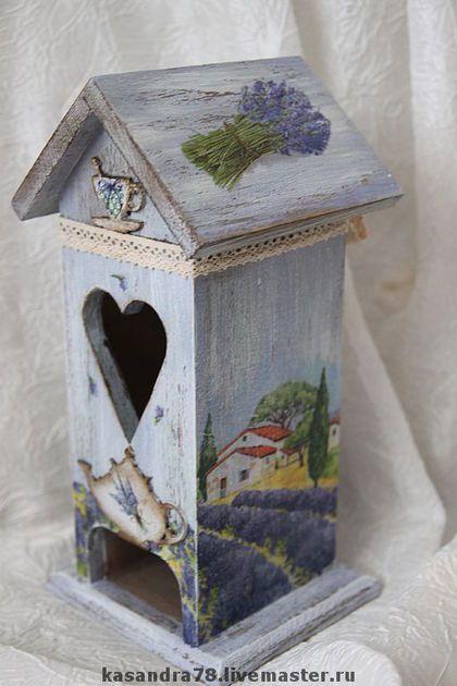 """Чайный домик """" Вспоминание о Провансе"""" - домик для чая,чайный домик,прованс"""