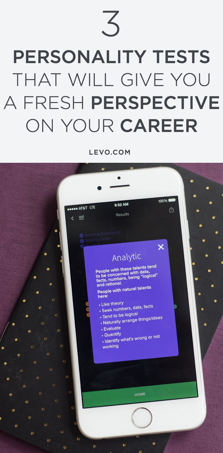 25+ best ideas about Career personality test on Pinterest ...