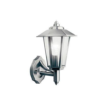 Newport Mains Powered External Wall Lantern | Departments | DIY at B&Q