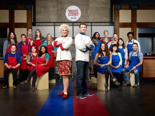 The Worst of the Worst | Worst Cooks in America