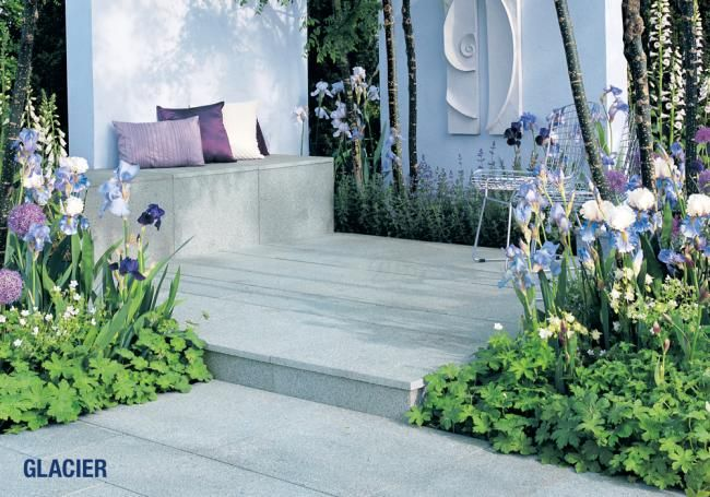 Granite Is A Popular Product To Be Using In 2018 And These Garden Paving  Slabs Are