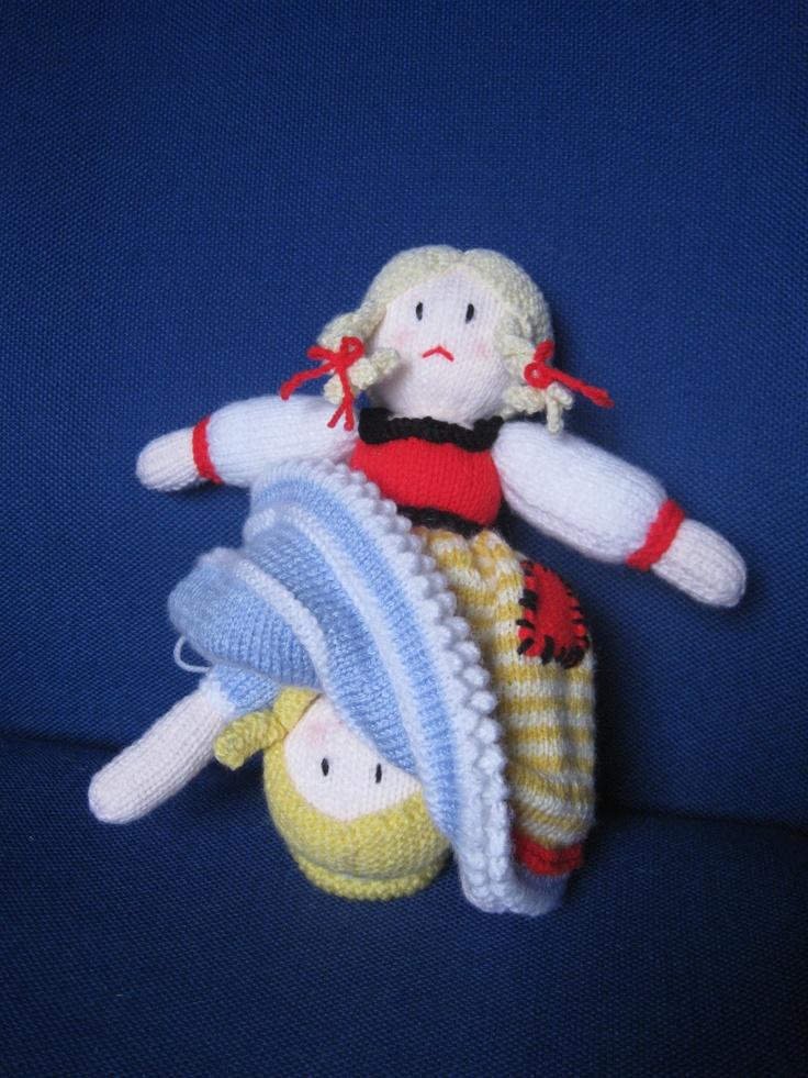 Topsy turvey doll Kid projects Pinterest Cinderella ...