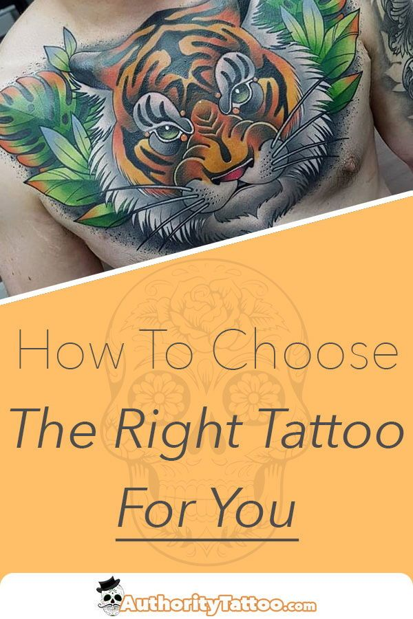 66ef68085 Picking a tattoo is a huge responsibility and you will need to choose  thoughtfully and carefully. We'll help you to choose your perfect tattoo in  this ...