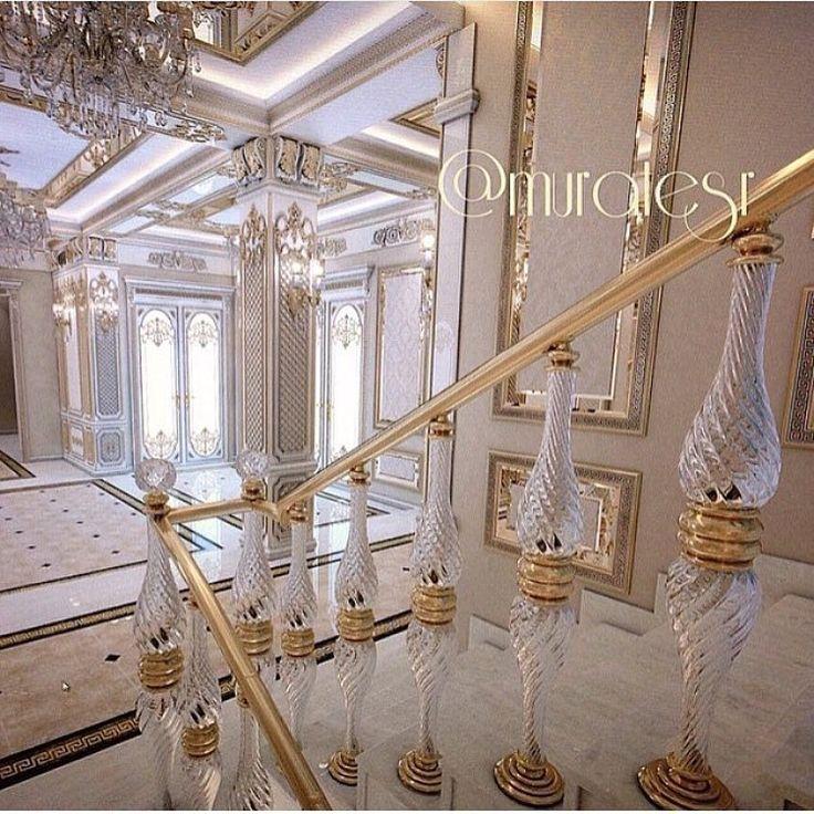 Foyer Decor Uae : Best images about stair on pinterest luxury villa