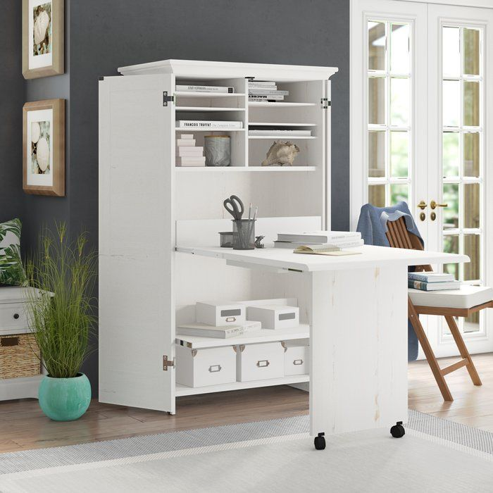 Pinellas Craft Table Furniture Craft Armoire White Furniture