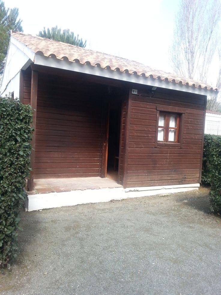 Alojamiento en bungalows