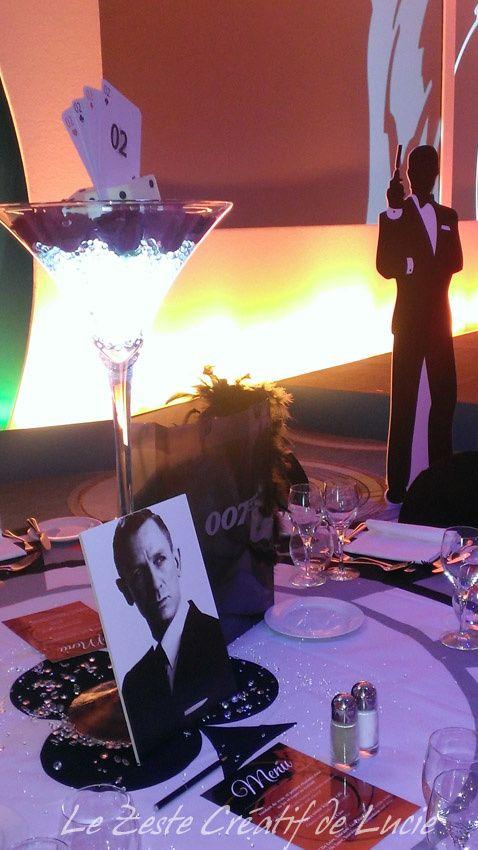 Soirée James Bond...