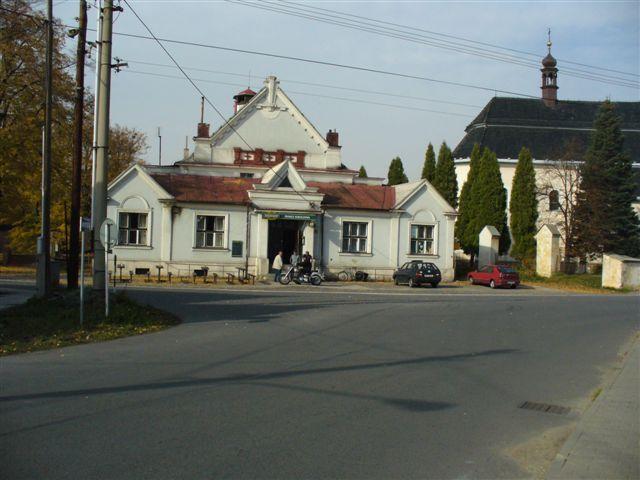 Sokolovna Paskov předrekonstrukcí