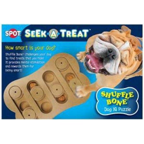 Seek A Treat Shuffle Bone Game