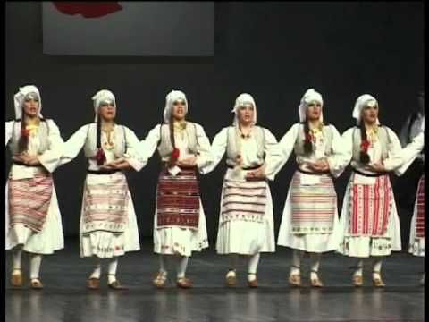 Serbian dances from Gnjilane