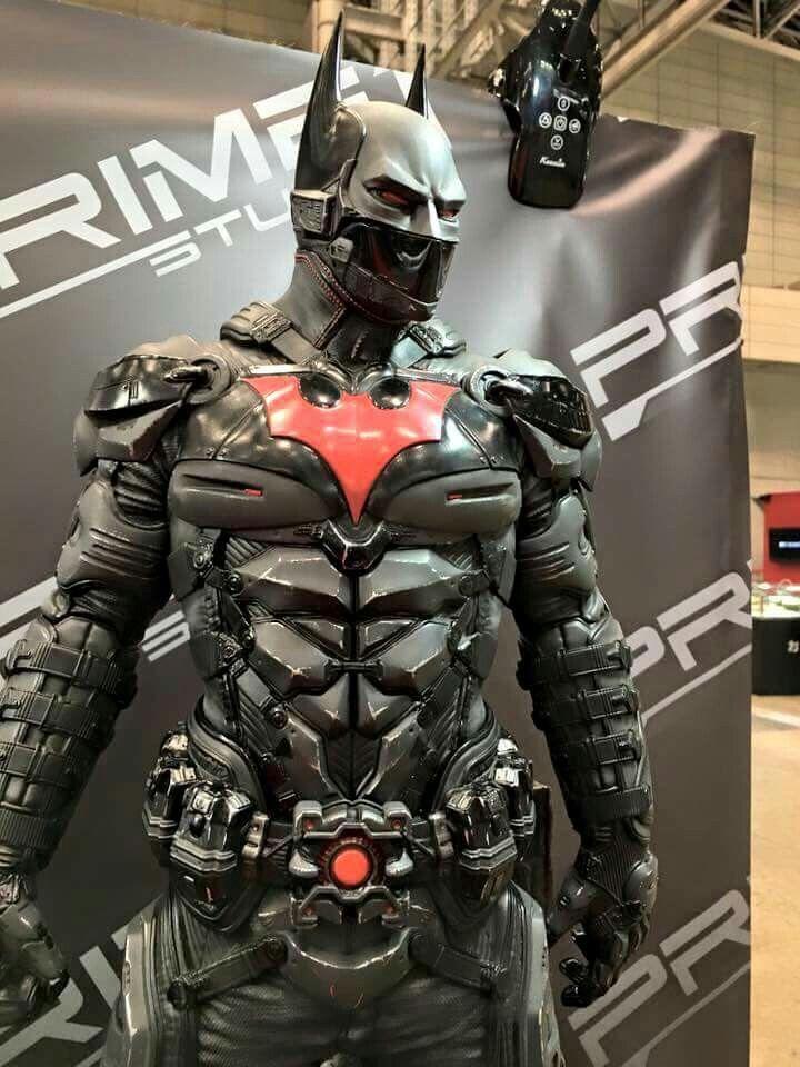 Batman Beyond #cosplay                                                                                                                                                                                 More