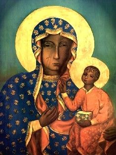 Our Lady of Czestochowa, Poland -