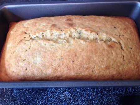 Kiwi Quick Bread