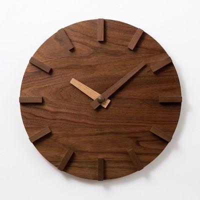 Die besten 25+ Wanduhr holz Ideen auf Pinterest Uhr holz - moderne wohnzimmeruhr