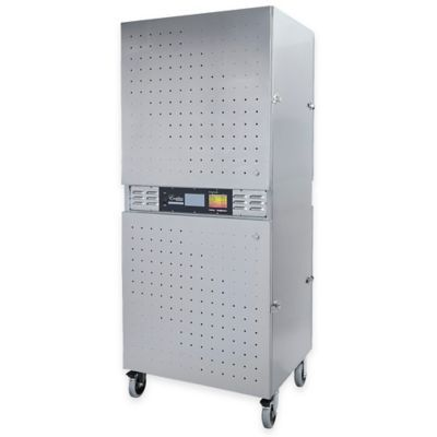 Excalibur® COM2 42-Tray Commercial Dehydrator in Stainless Steel - BedBathandBeyond.com