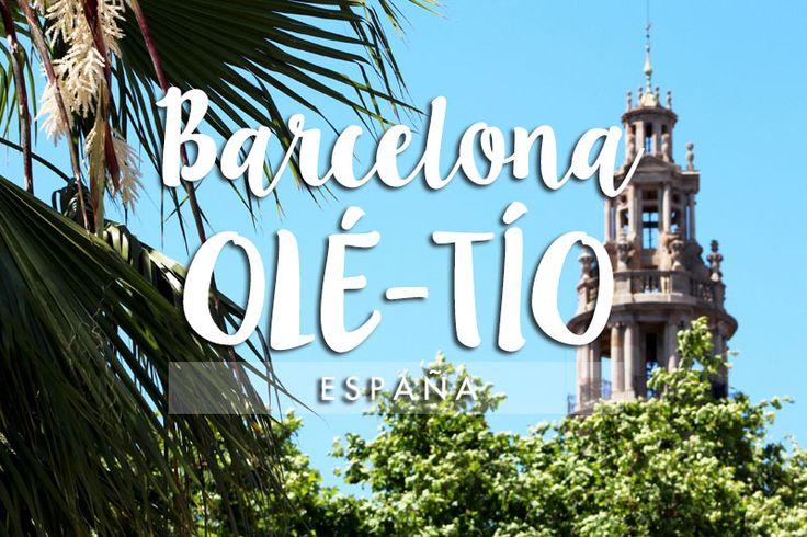 Soy Tendencia en España, Barcelona http://soytendencia.com/2015/05/27/barcelona-ole-tio/