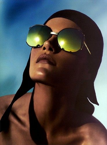 Jeisa Chiminazzo by Mert Alas and Marcus Piggott for Pop #11 2005 _