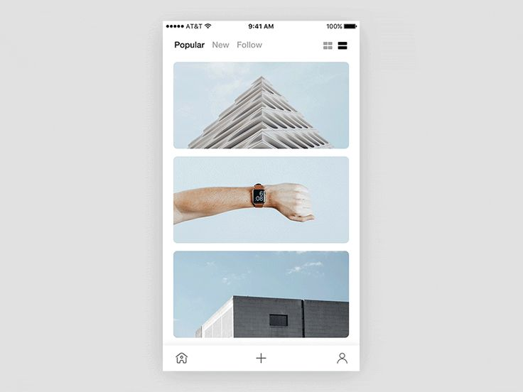 Unsplash - Photo App Concept | Daily Challenge #2 | Free .prd #2 by Yann