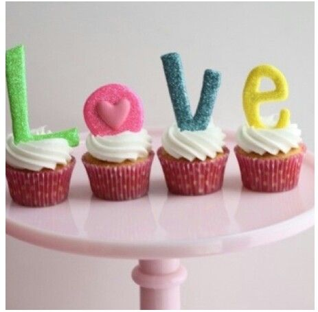 Love cupcacke