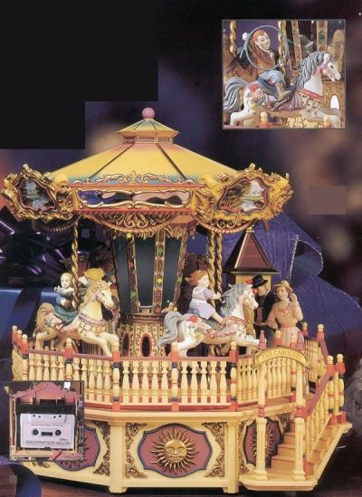 310 Best Musical Carousels Images On Pinterest