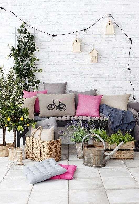 Kleine tuin? Drie tips voor decoratie en kleuren in kleine tuinen