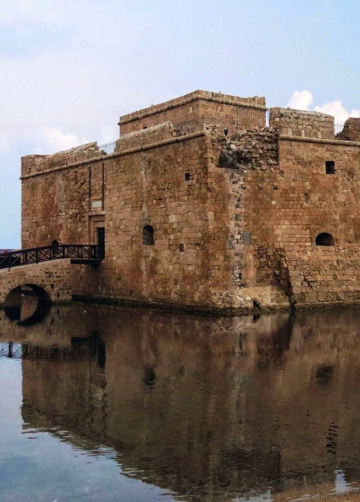 Medieval Castle of Paphos, Cyprus