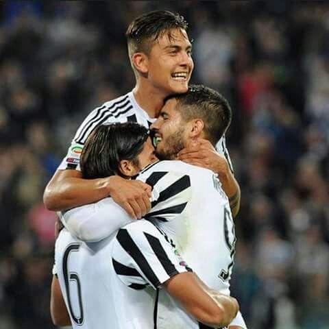 #Morata #Dybala #Khedira #Juventus #FinoAllaFine