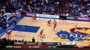 LAWRENCE, Kan. — In a stunning upset, the Oklahoma State Cowboys knocked off the second-ranked Kansas Jayhawks 85-80 on Saturday...