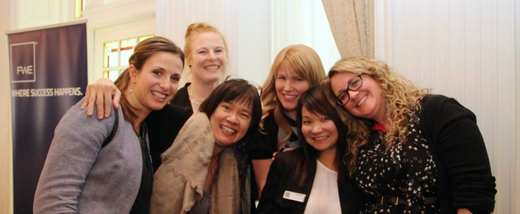 We had so much fun at this year's FWE (Forum for Women's Enterprises) !