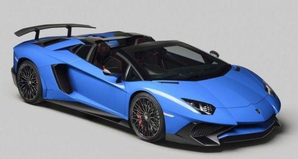 2017 Lamborghini Aventador Price
