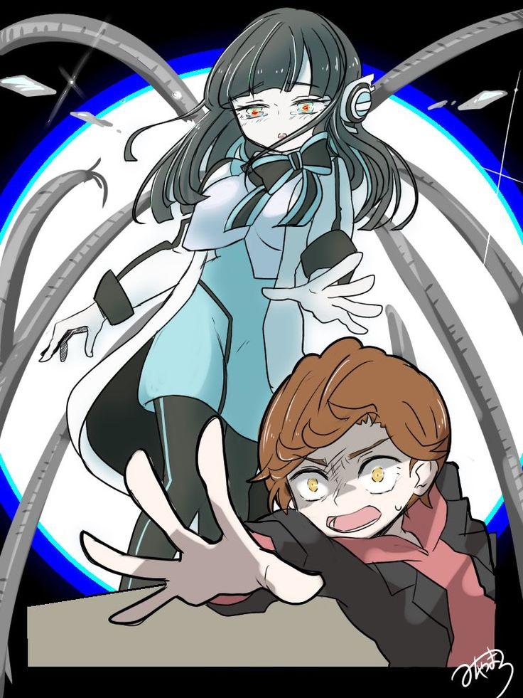 Twitter Kamen rider, Anime, Hài hước