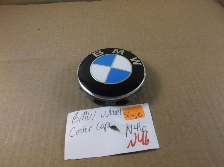 1989-2016  BMW 3,5,6,7,series X,Z WHEEL CENTER CAP  36136783536 hubcap  n46 #BMW