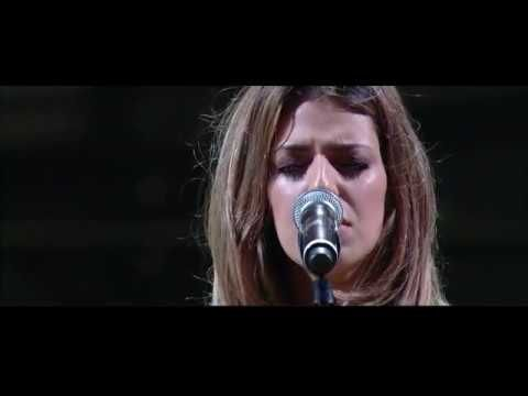 Brooke Ligertwood - None But Jesus (Live at Lakewood Church Houston Relief Concert) - YouTube